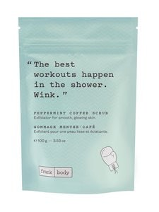 Frank Body - Peppermint Coffee Scrub -kuorinta 100 g - null | Stockmann