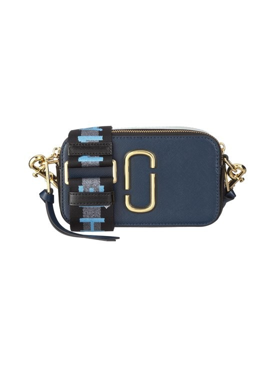 Marc Jacobs - Snapshot-nahkalaukku - NEW BLUE SEA MULTI | Stockmann - photo 1