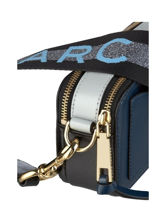 Marc Jacobs - Snapshot-nahkalaukku - NEW BLUE SEA MULTI | Stockmann - photo 3