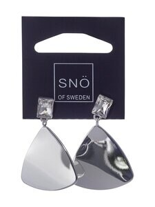 Snö Of Sweden - True Short Pendant -korvakorut - CLEAR | Stockmann