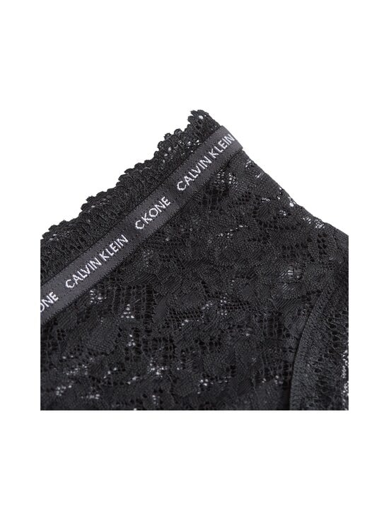 Calvin Klein Underwear - High Waist Tanga -alushousut - UB1 BLACK | Stockmann - photo 3