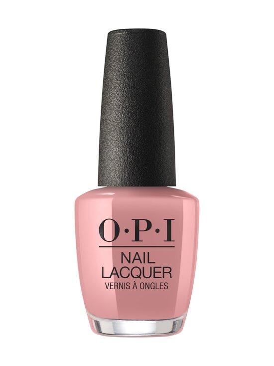 O.P.I. - Nail Lacquer -kynsilakka 15 ml - ROSE | Stockmann - photo 1