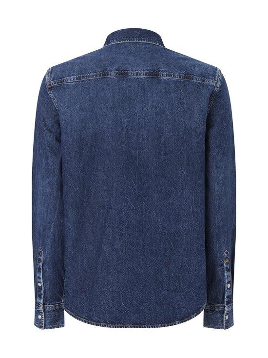 Modern Western Shirt -farkkupaita