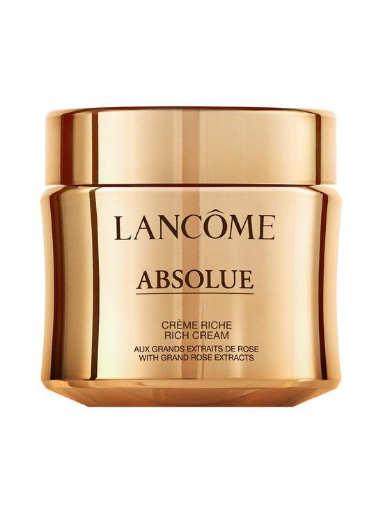 Lancôme - Absolue Rich Cream -kasvovoide 60 ml - NOCOL | Stockmann - photo 1