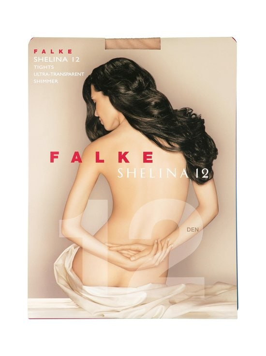 Falke - Shelina 12 den -sukkahousut - CRYSTAL | Stockmann - photo 1