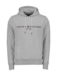 Tommy Hilfiger - Core Tommy Logo -huppari - CLOUD HEATHER | Stockmann