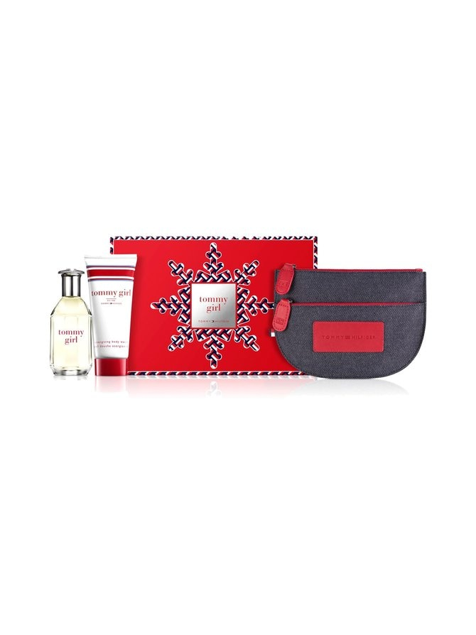 Tommy Girl Favorite Things Parfume in a Box -lahjapakkaus