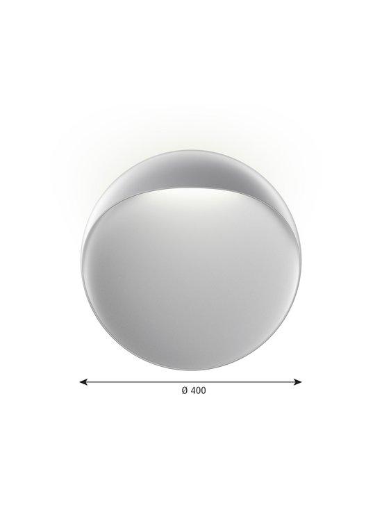 Louis Poulsen - Flindt-seinävalaisin 40 cm - ALUMINIUM | Stockmann - photo 2