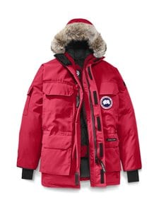 Canada Goose - Expedition Parka -untuvatakki - 11 RED - ROUGE | Stockmann
