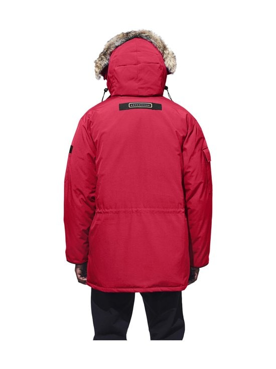 Canada Goose - Expedition Parka -untuvatakki - 11 RED - ROUGE | Stockmann - photo 3