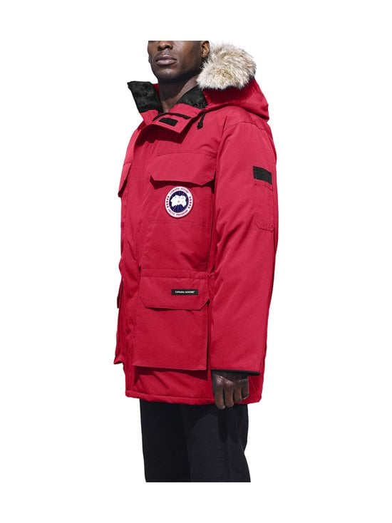 Canada Goose - Expedition Parka -untuvatakki - 11 RED - ROUGE | Stockmann - photo 5