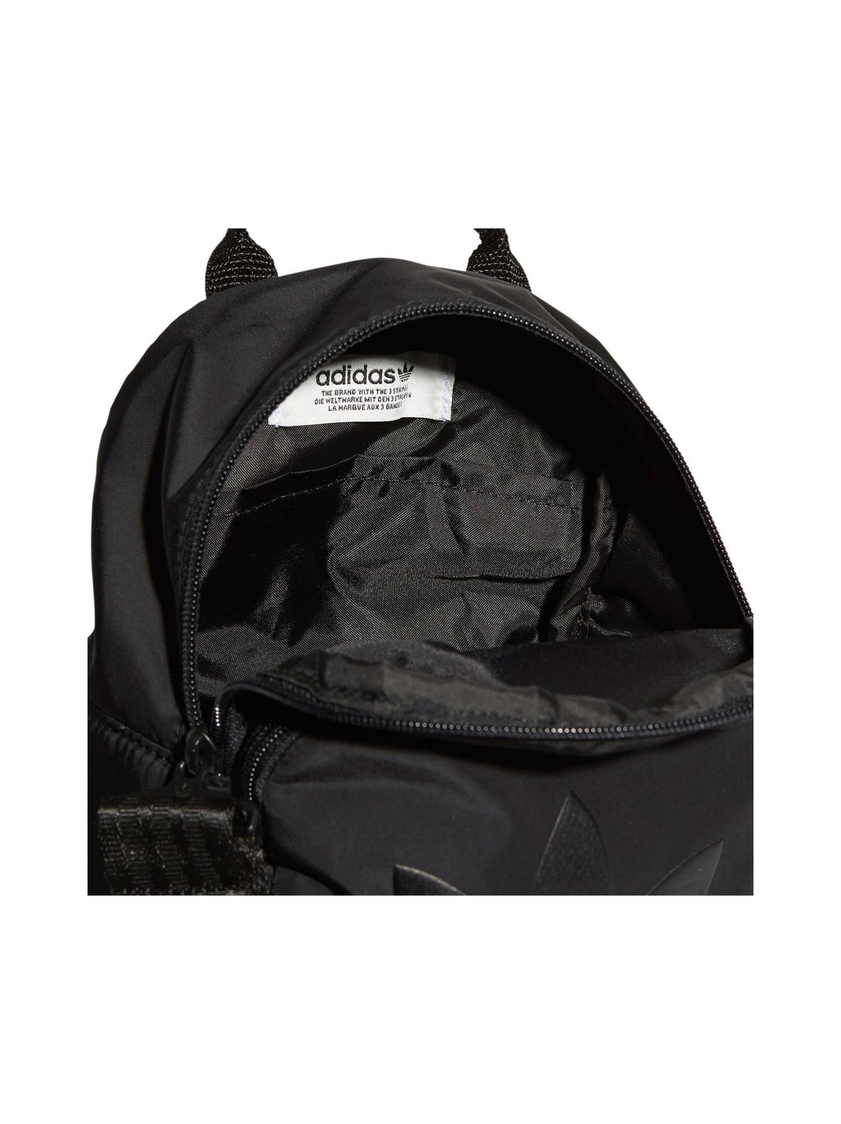 153df7cc96 Black Adidas Originals Classic Mini Backpack -reppu