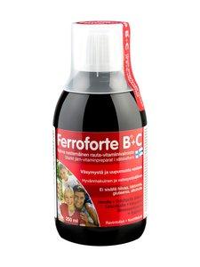 Hankintatukku - Ferroforte B+C -ravintolisä 250 ml - null | Stockmann