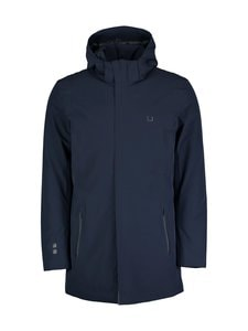 Ubr Technology+Tailoring - Regulator Parka II -takki - 590 NAVY | Stockmann