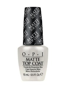 O.P.I. - Matte Top Coat -päällyslakka 15 ml | Stockmann