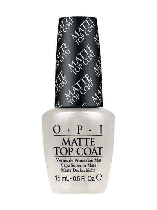 O.P.I. - Matte Top Coat -päällyslakka 15 ml - KIRKAS | Stockmann - photo 1