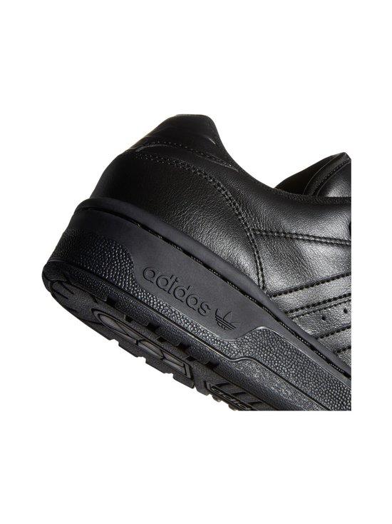 adidas Originals - Rivalry Low -nahkatennarit - CBLACK/CBLACK/FTWWHT | Stockmann - photo 7