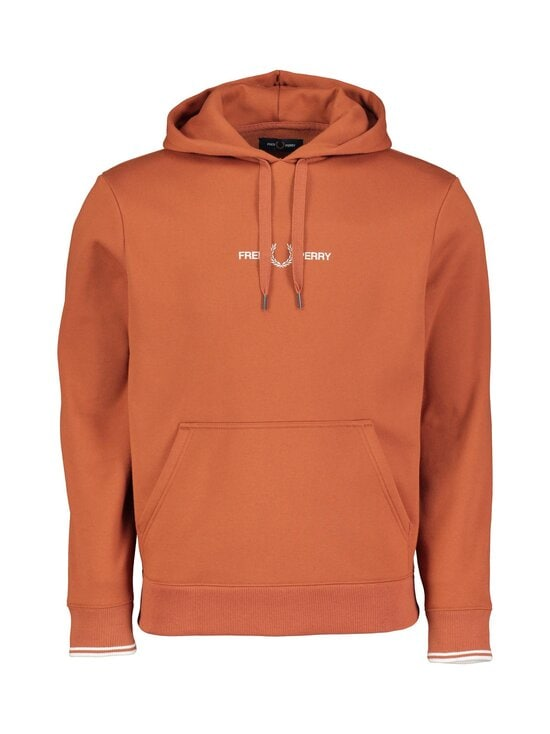 Fred Perry - Graphic Hooded -huppari - 946 PAPRIKA | Stockmann - photo 1