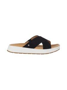 UGG - Emily-sandaalit - BLACK SUEDE | Stockmann
