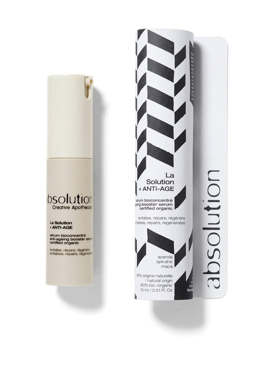 Absolution - La Solution + Anti-Age -seerumi 15 ml - NOCOL | Stockmann - photo 1