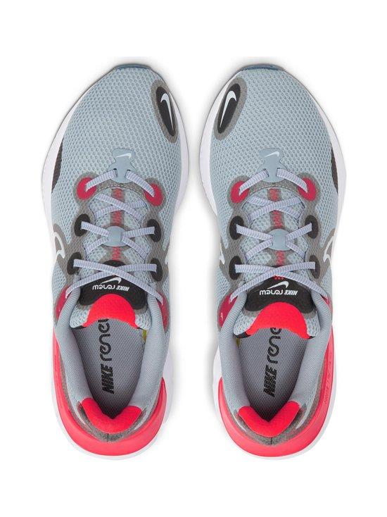 Nike - Renew Run -juoksukengät - 401 OBSIDIAN MIST/WHITE-BLACK-LASER CRIMSON | Stockmann - photo 2