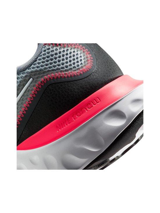 Nike - Renew Run -juoksukengät - 401 OBSIDIAN MIST/WHITE-BLACK-LASER CRIMSON | Stockmann - photo 8