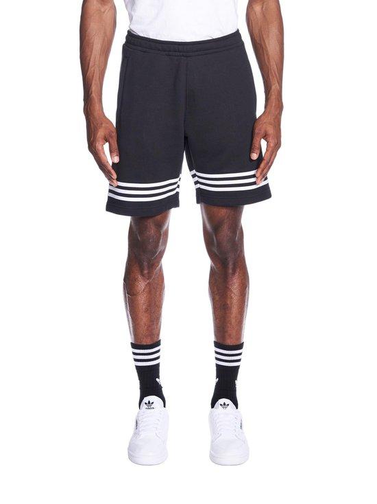 adidas Originals - Outline-collegeshortsit - BLACK | Stockmann - photo 1