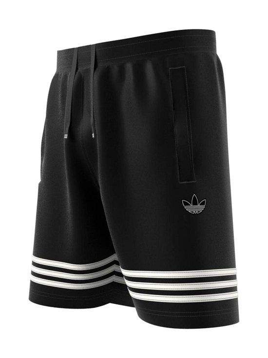 adidas Originals - Outline-collegeshortsit - BLACK | Stockmann - photo 3