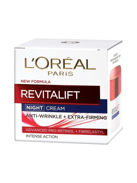 L'Oréal Paris - Revitalift Night Cream -yövoide 50 ml - null | Stockmann - photo 2
