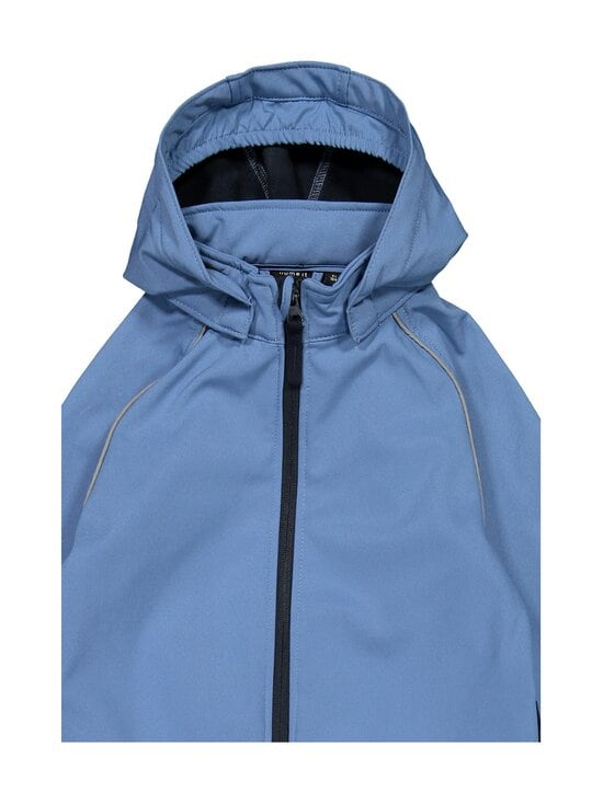 Name It - NmmAlfa-softshell-haalari - CAPTAINS BLUE | Stockmann - photo 3