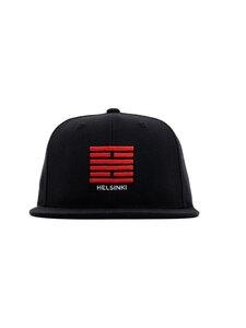 BILLEBEINO - Helsinki Brick Cap -lippalakki - 99 BLACK | Stockmann