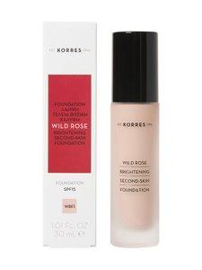 Korres - Wild Rose Wild Rose Foundation -meikkivoide 30 ml - null   Stockmann
