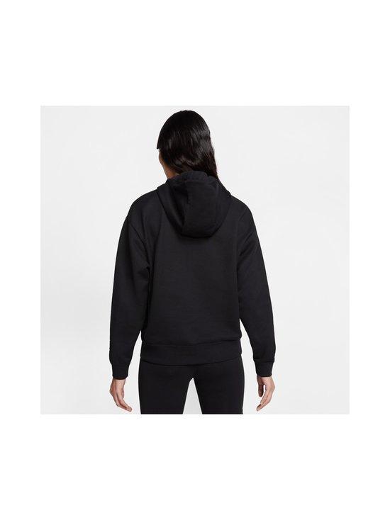 Nike - W Sportswear Swoosh Hoodie -huppari - 010 BLACK/WHITE | Stockmann - photo 4