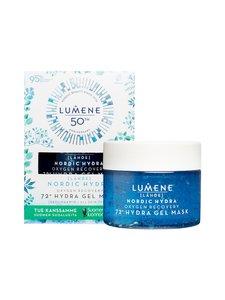 Lumene - LÄHDE Limited Edition Oxygen Recovery 72h Hydra Gel Mask -geelinaamio 150 ml - null | Stockmann