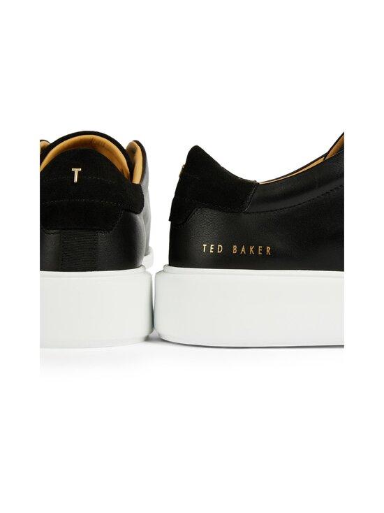 Ted Baker London - Yinka Leather Platform Trainer -nahkasneakerit - 00 BLACK | Stockmann - photo 2