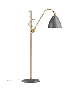 Gubi - Bestlite BL3 Floor Lamp Medium -lattiavalaisin - GREY SEMI MATT | Stockmann