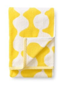 Finlayson - Pampula-pyyhe - YELLOW/WHITE | Stockmann