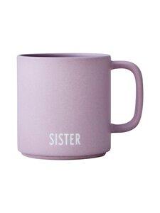 Design Letters - Siblings Cup -muki - LAVENDER | Stockmann