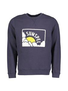 Sunspel - Loopback-collegepaita - NAVY | Stockmann