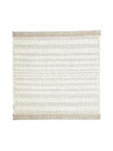 VM-Carpet - Duo Haiku -matto - 7171 WHITE WHITE | Stockmann