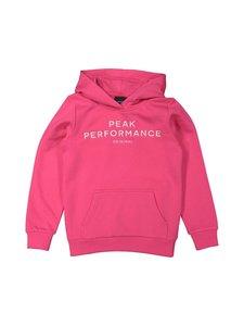 Peak Performance Jr Logo -huppari 69 5e2d34cfdc