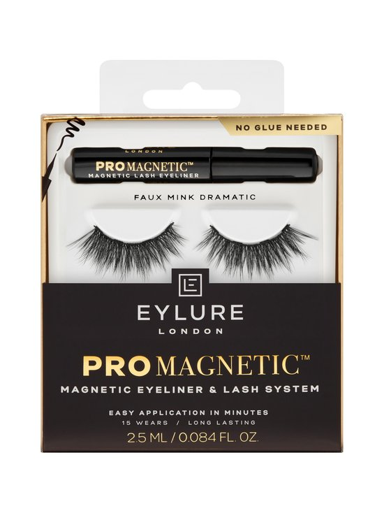 Eylure - Pro Magnetic Dramatic -irtoripset - NO COLOR | Stockmann - photo 1
