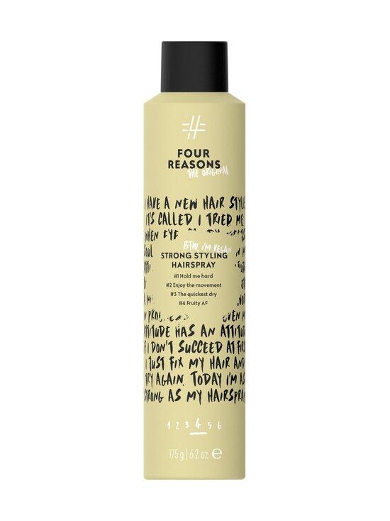 Four Reasons - Strong Styling Hairspray -hiuskiinne 300 ml - NOCOL | Stockmann - photo 1