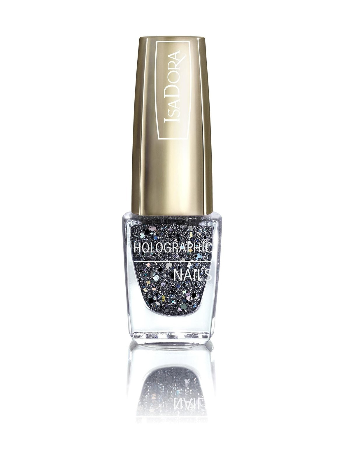 Isadora – Holographic Nails -kynsilakka