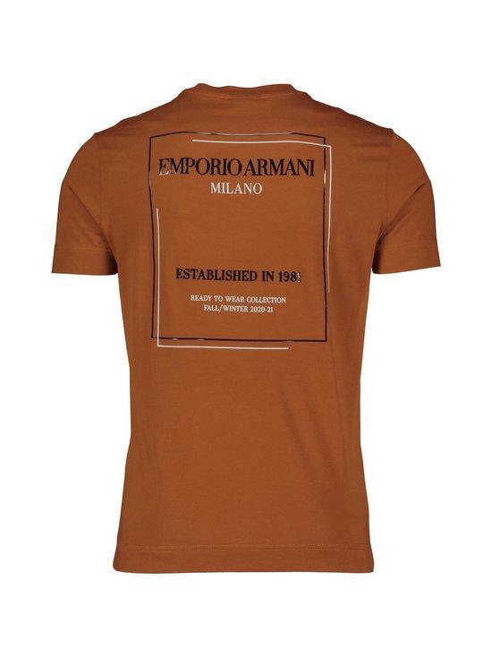 Emporio Armani - T-paita - 0265 RUGGINE | Stockmann - photo 2