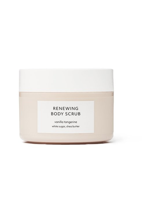 Vanilla Tangerine Renewing Body Scrub -vartalonkuorinta 200 ml