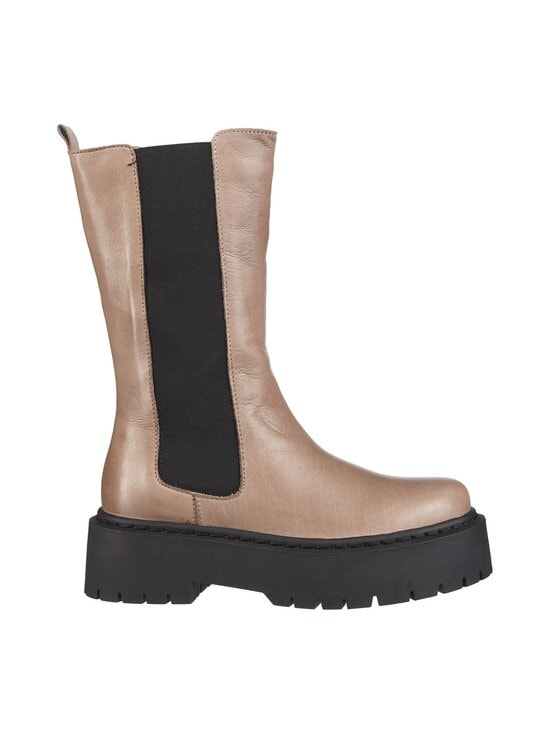 BIANCO - BiaDeb Long Boot -nahkasaappaat - 216 LIGHT BROWN | Stockmann - photo 1