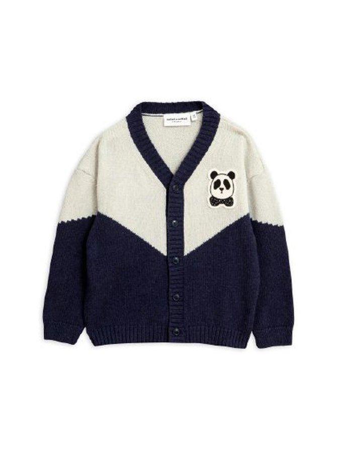 Panda-neuletakki