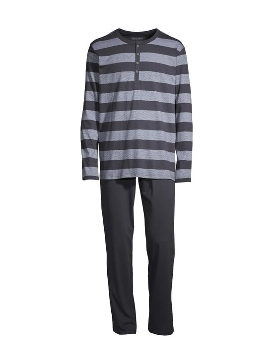 Schiesser - Pyjama - 203 ANTHRACITE | Stockmann - photo 1