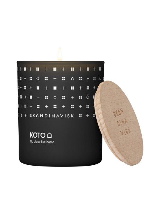 Skandinavisk - KOTO-tuoksukynttilä 200 g - BLACK | Stockmann - photo 2